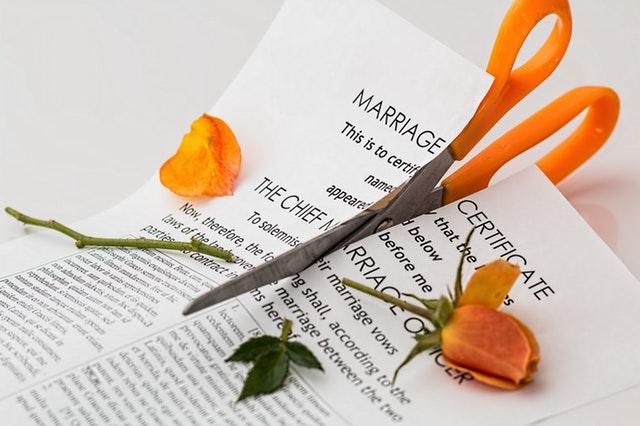 divorce separation and realtionships