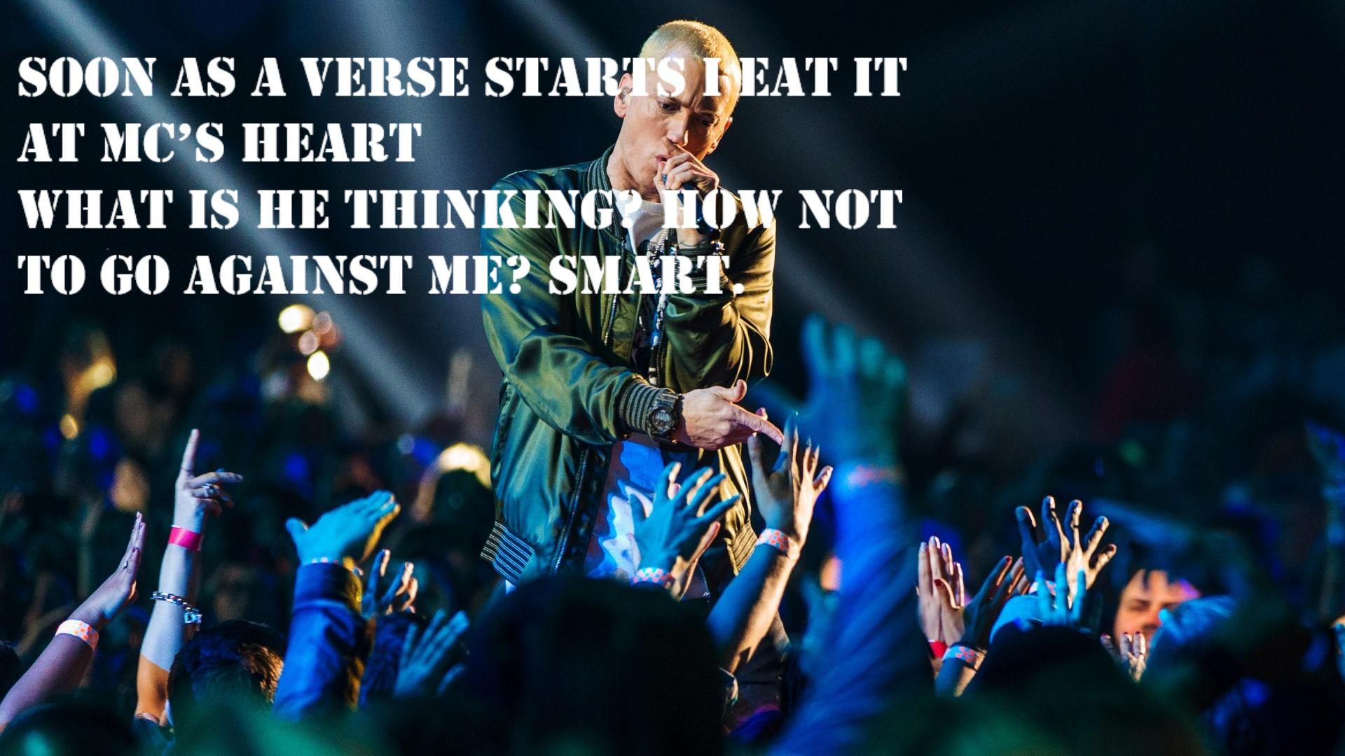 best eminem lyrics