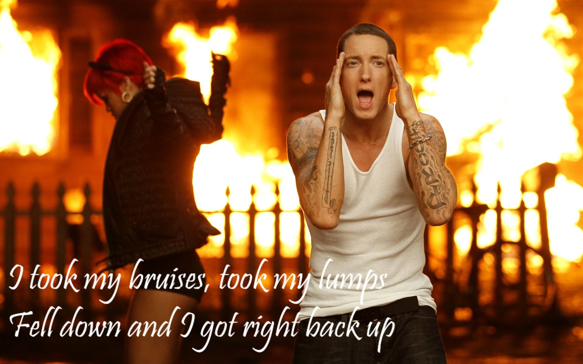 12 Best Eminem Lyrics Quotes That Pushes You Beyond Your
