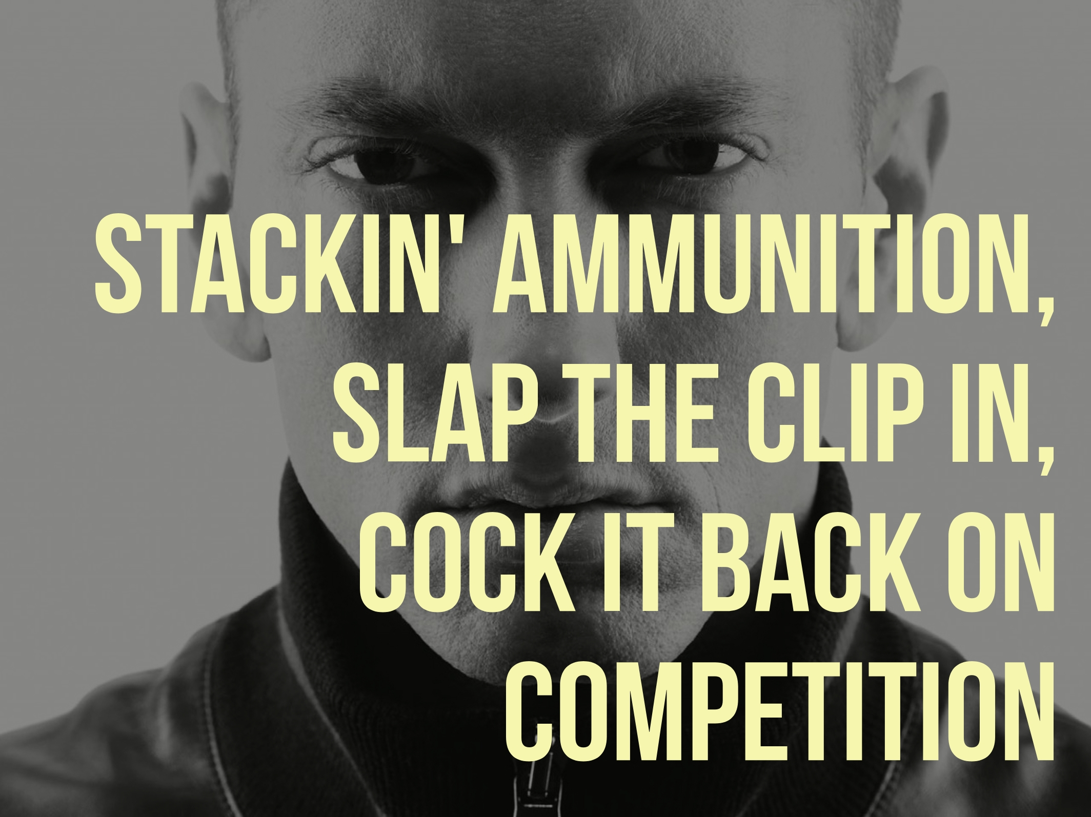 12 Best Eminem Lyrics & Quotes That Pushes You Beyond Your