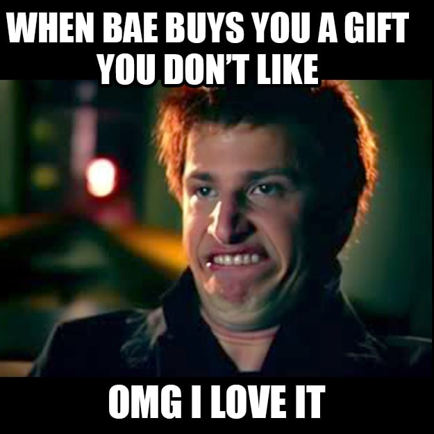 dating a broke guy meme