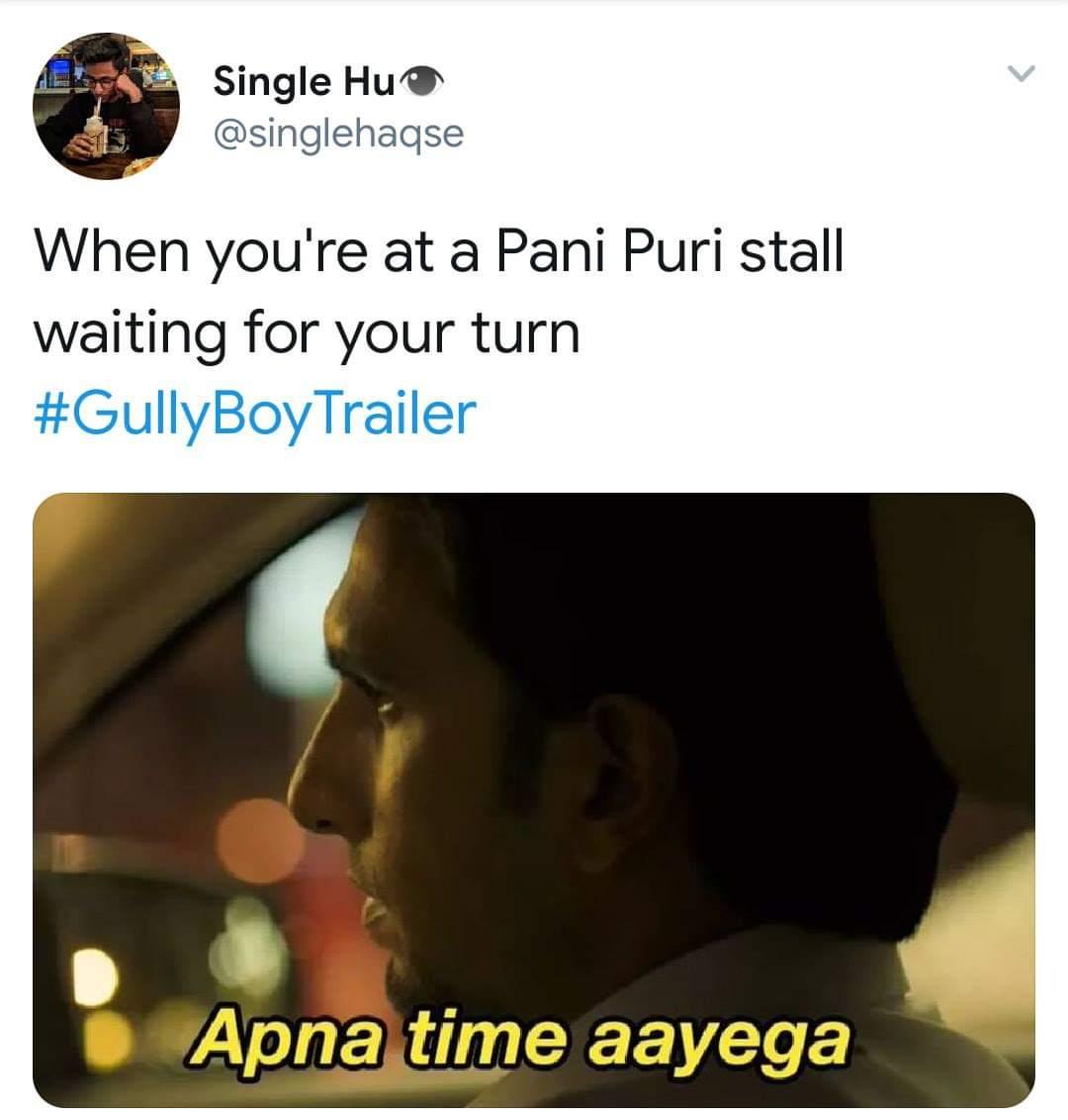 gully boy memes