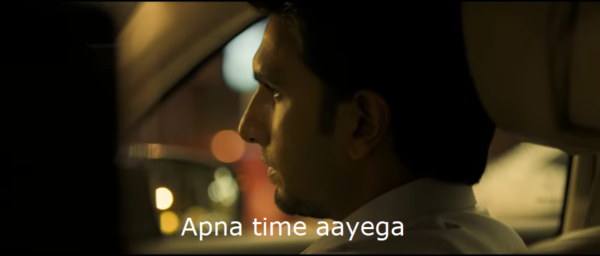 apna time aayega meme template