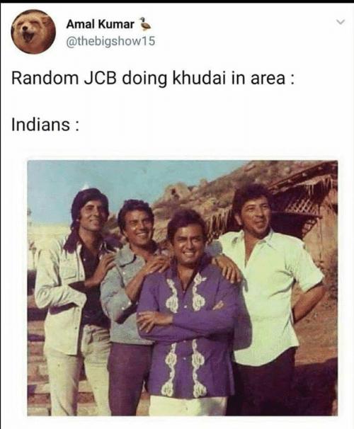 jcb ki khudai